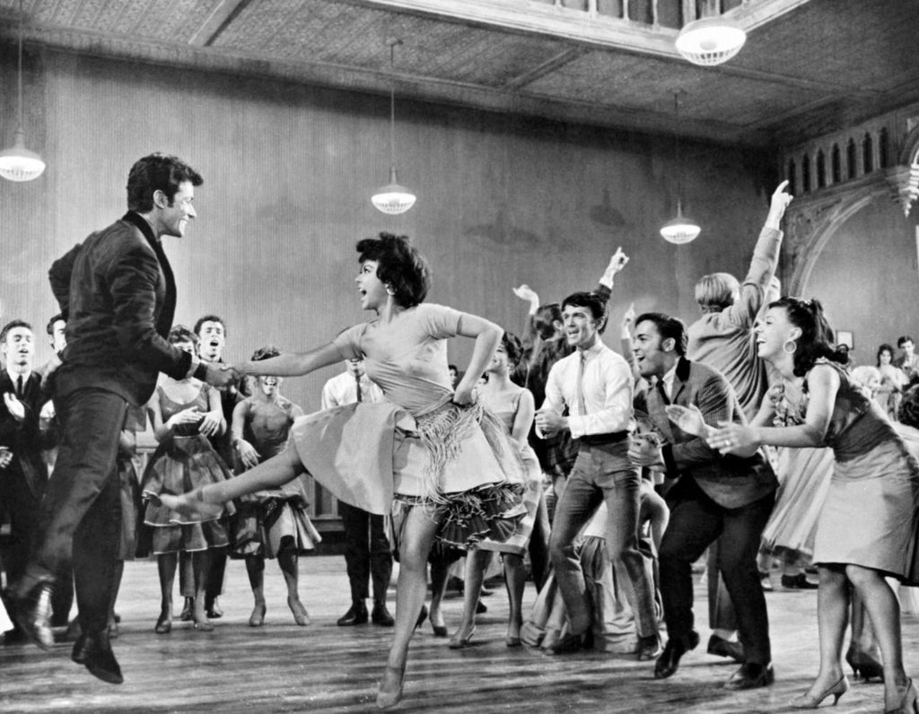 Jerome Robbins, West Side Story