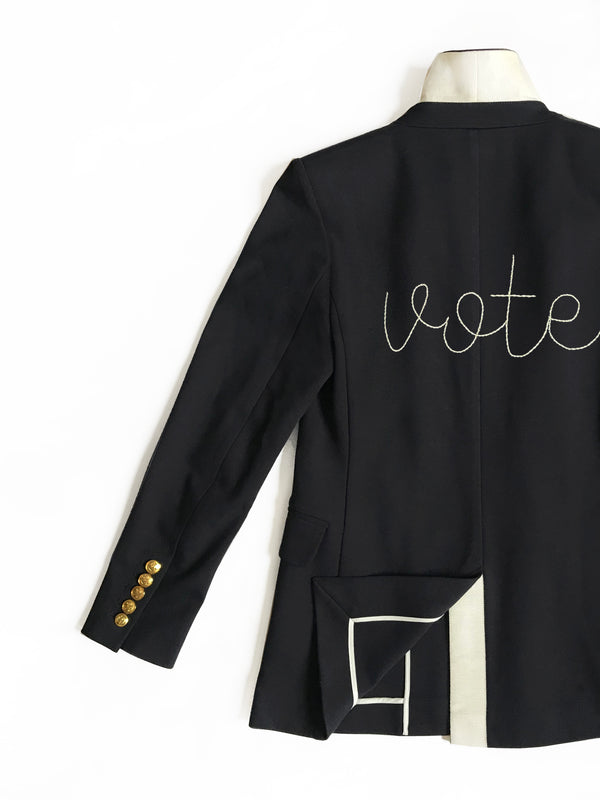 "Limited-Edition ""VOTE"" Blazer"