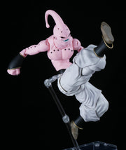 DBZ Movable Majin Buu Figure with Sneakers Display Set