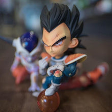 Load image into Gallery viewer, DBZ Prince Vegeta Figure