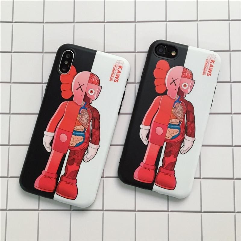 KWS Dissected iPhone Case - Fitted Cases