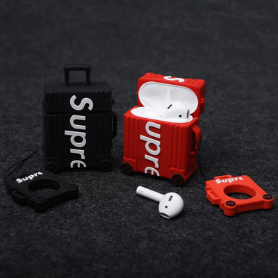 Supre X Rimo Topas Concept Design Airpods Case with Ring