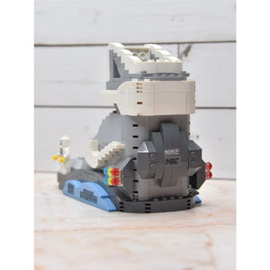 NK Air MAG Back to the Future Lego Sneaker