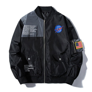 MA1 Pilot HP Air Force Jacket