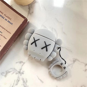KWS Airpods Cases - Dark Grey - Earphone Accessories