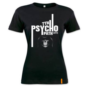 PSYCHO T SHIRT LADIES (LIMITED EDITION)