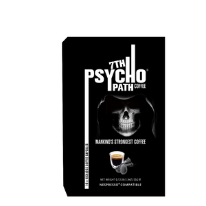 PSYCHO CAPSULES-7th Psychopath Coffee
