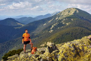 Backpack Bag – Avoid Violence On The Hiking Trail!