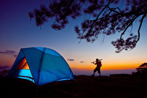 Camping Backpack | The Absolute Best Parts Of Hiking Overnight
