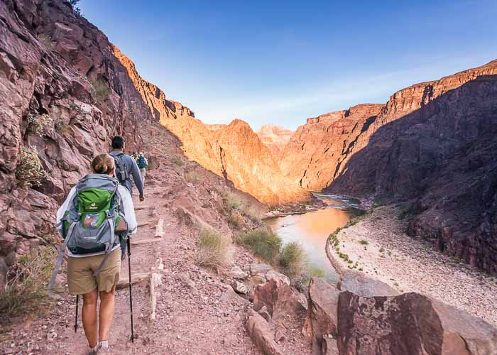 Outdoor Backpack |  6 Mind-Blowing Hikes In Arizona To Plan This Winter