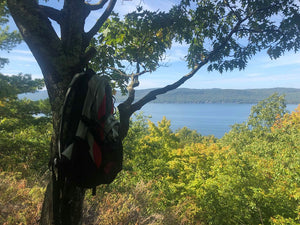 Hiking Pack; Depression and Mood Changes During Backpack Hiking