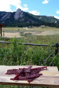 How To Make Homemade Beef Jerky For Backpack Hiking