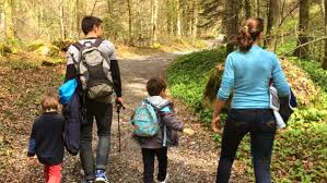 Tablets vs Trails - Introduce Your Kids To Backpack Hiking