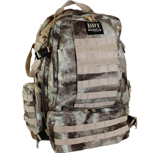 Large Backpack Bulldog Mission Pack
