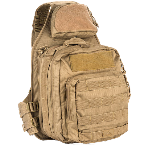 Sling Backpack Mono Strap Backpack Recon Sling Pack By Red Rock Gear
