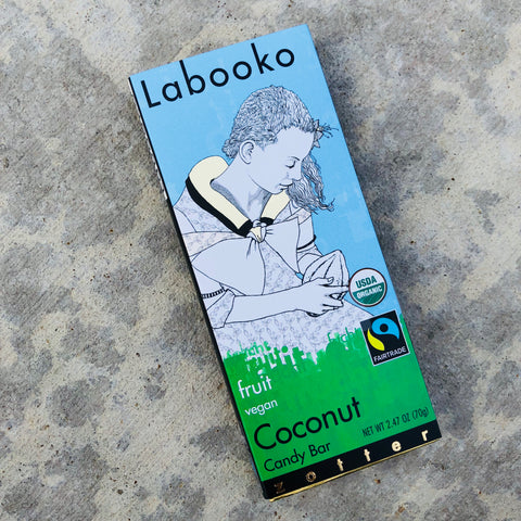 Zotter: Labooko Coconut