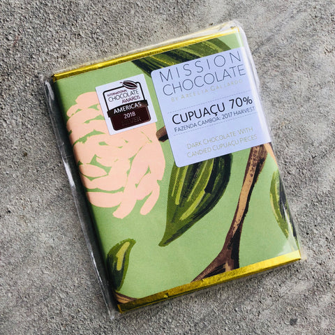 Mission Chocolate: CUPUAÇU 72%