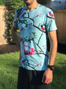 Nature Workout Shirt