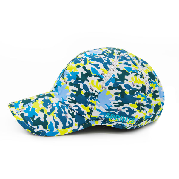Cool Camo Running Hat (Unisex)