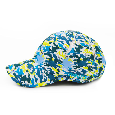 Summer Camo Running Hat (Unisex)