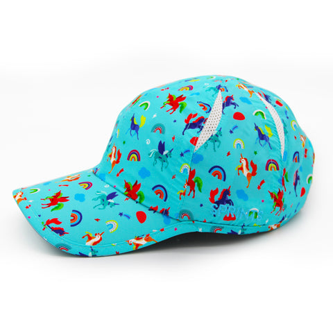 Unicorns Running Hat (Unisex)