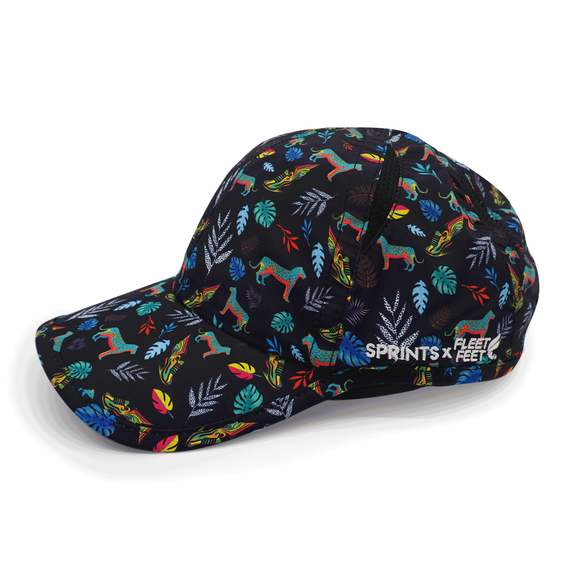 Winged Shoe Running Hat (unisex)