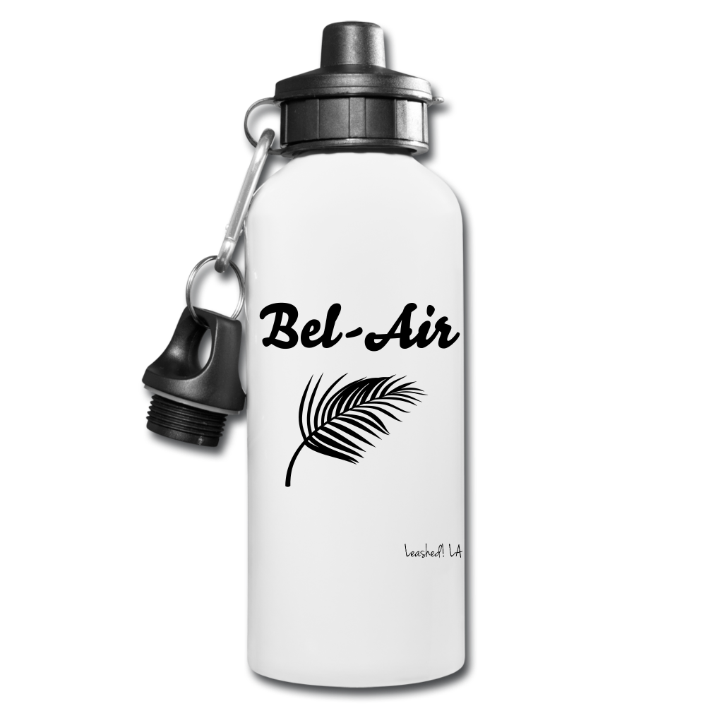 Water Bottle - white - bel air