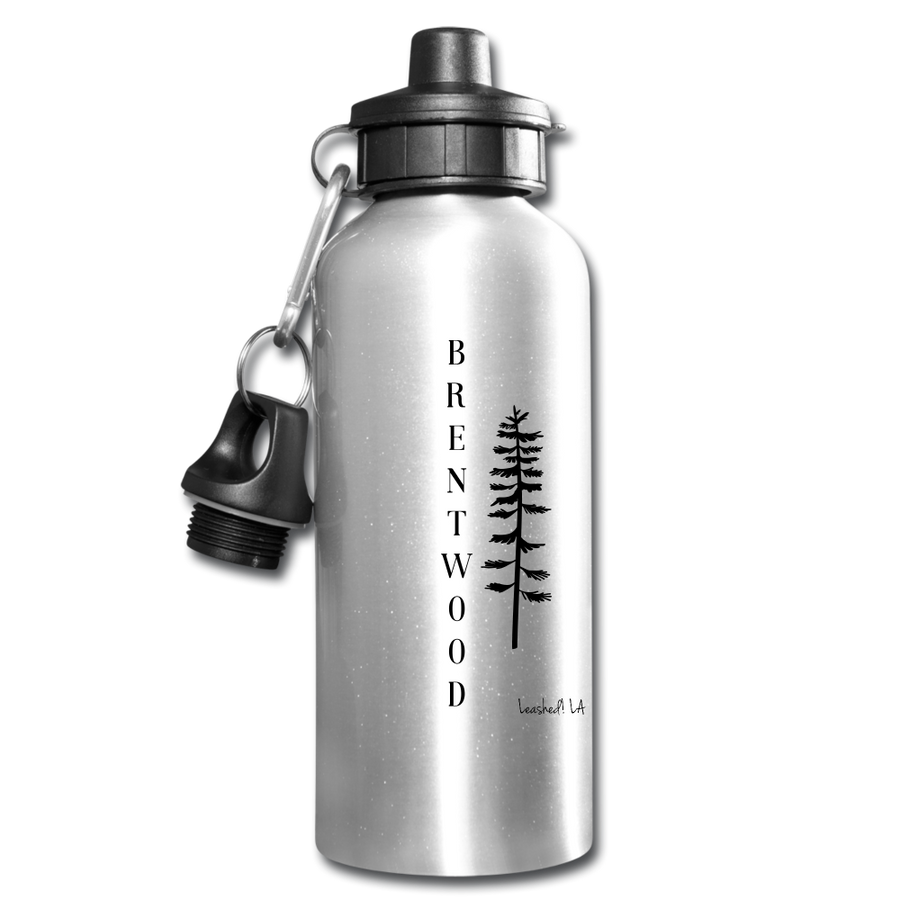 Brentwood Water Bottle - white