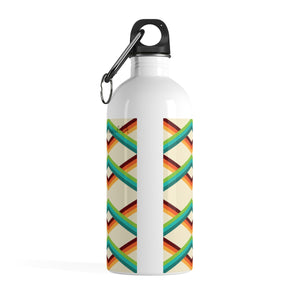 Sunset Junction Stainless Steel Water Bottle