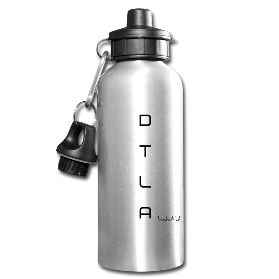 DTLA Water Bottle - white