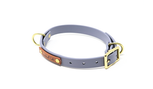 Dog Collar - Leather Alternative Dog Collar - Santa Monica Dog Collar