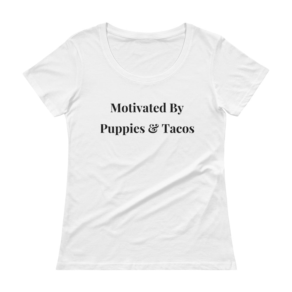 Puppies and Tacos Tee - Womens Tee