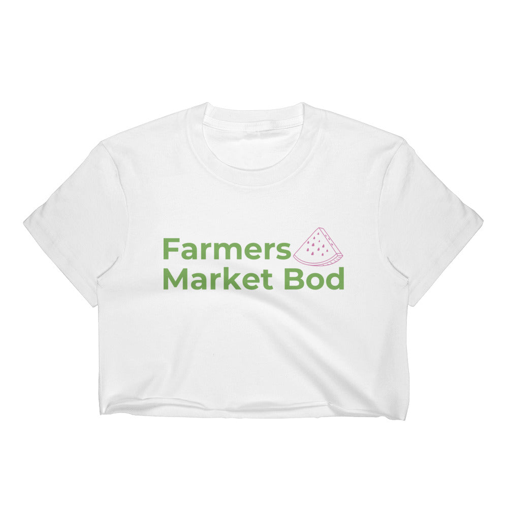 Farmers Market Bod Crop Top