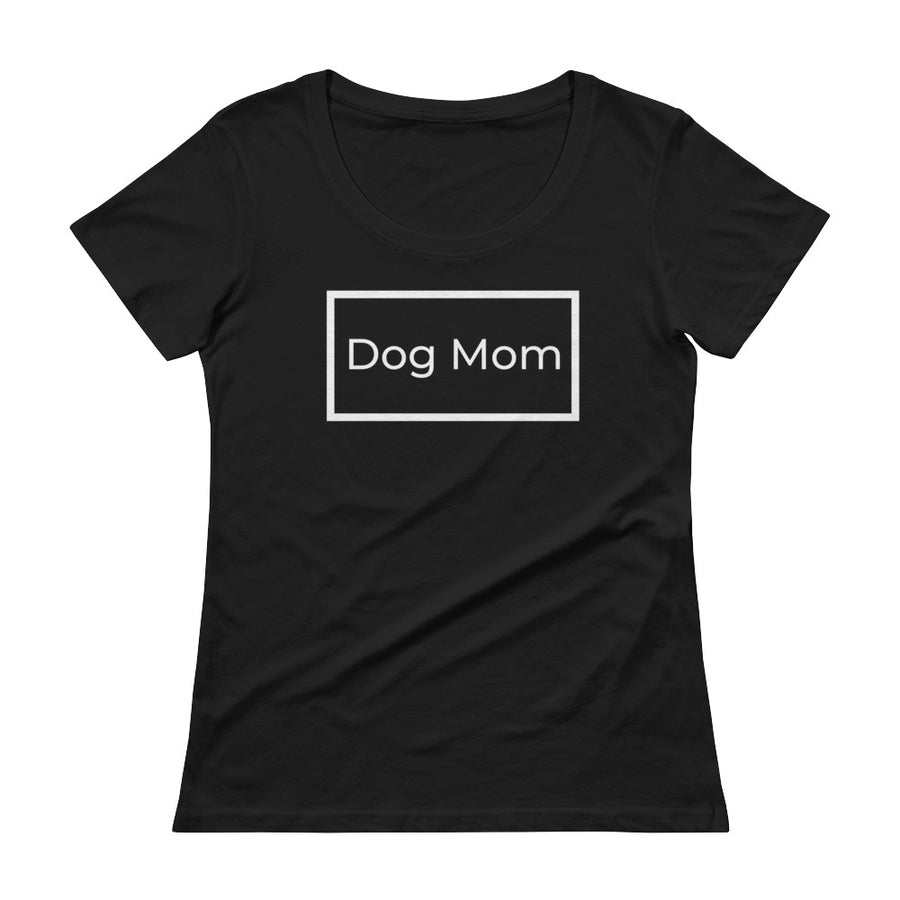 Womens Tee - Dog Mom Tee