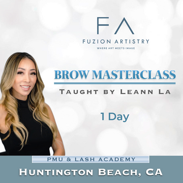 Brow  Masterclass  **SPRING DATES AVAILABLE SOON**