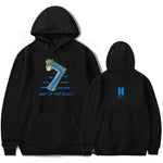 Map of the Soul: 7 Official Hoodie