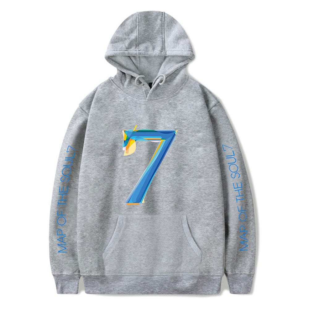 Map of the Soul: 7 Hoodie