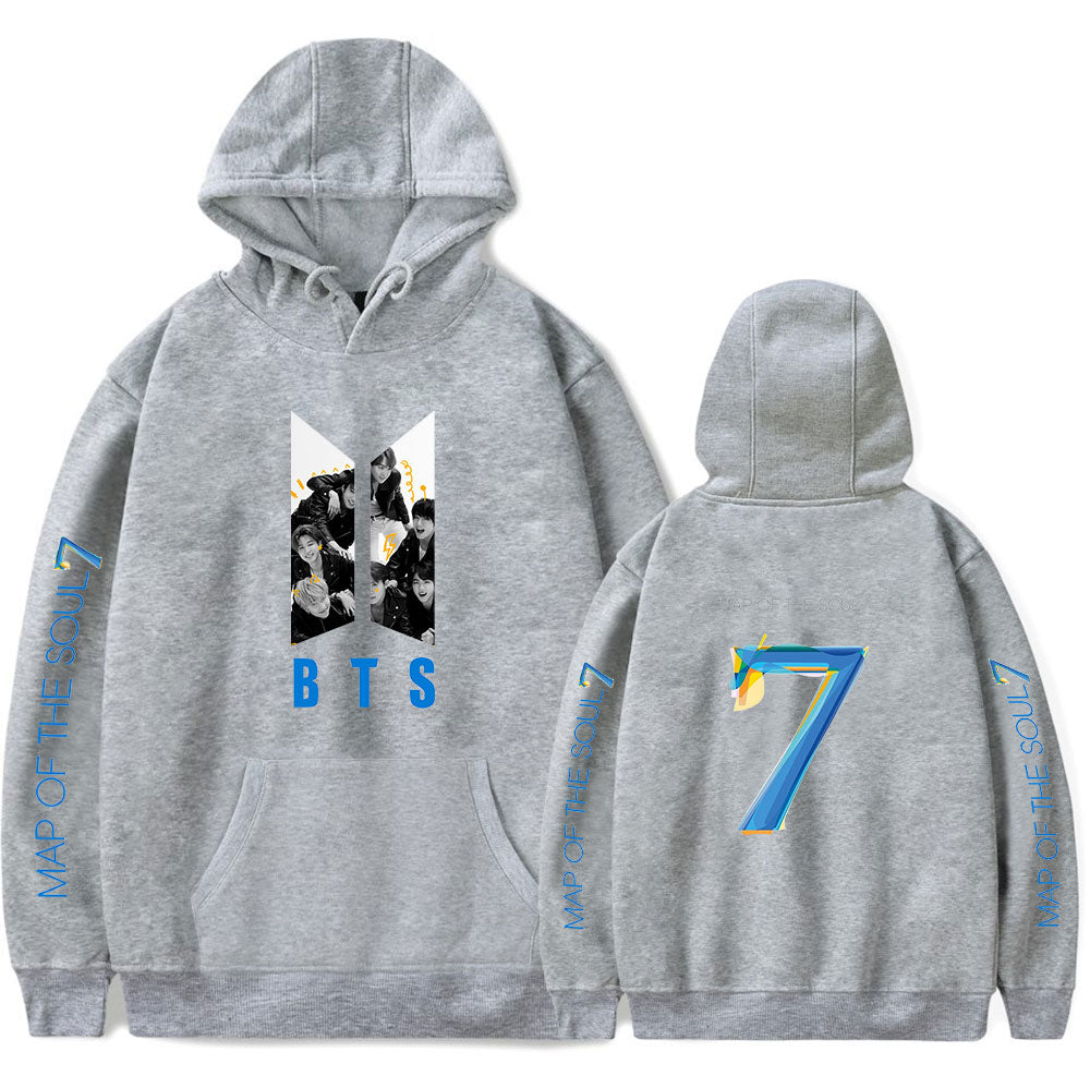 Map of the Soul: 7 Together Hoodie
