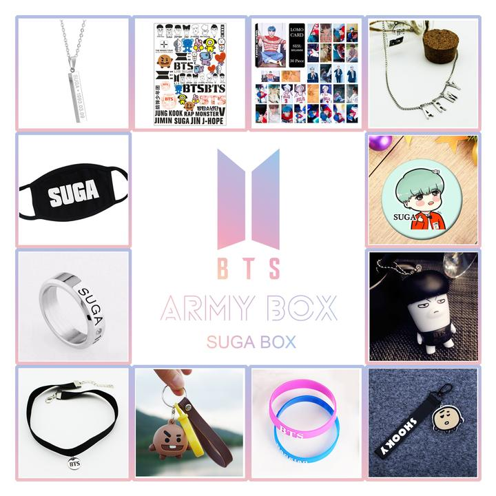 SPECIAL ARMY BOX
