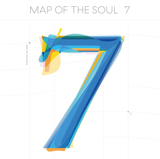 BTS Map of the Soul: 7 Album
