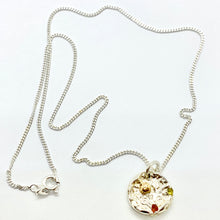 Load image into Gallery viewer, Contemporary Necklace - Love Orbit