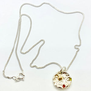 Contemporary Necklace - Love Orbit