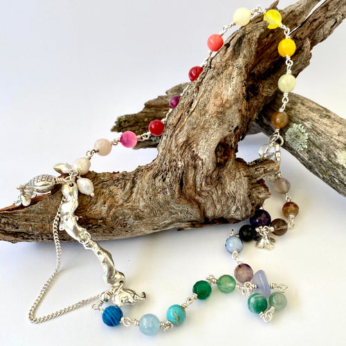 Colour Me Necklace - Enchanted Forest