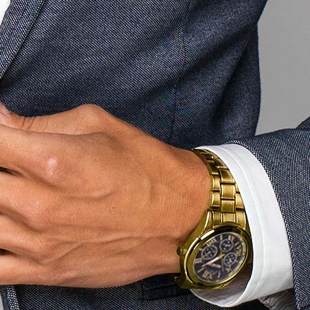 Men's Gold Collection