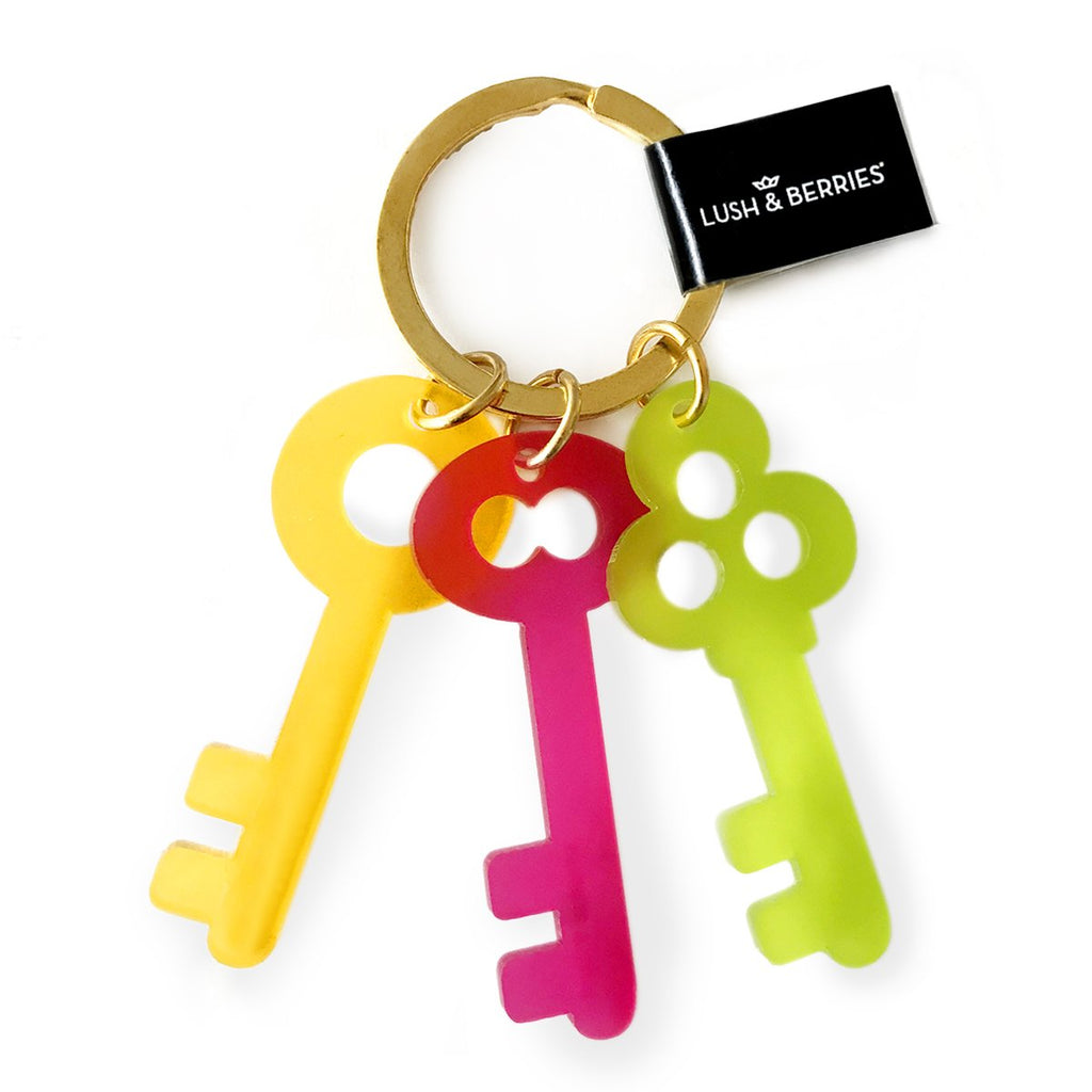Llavero Candy Keys
