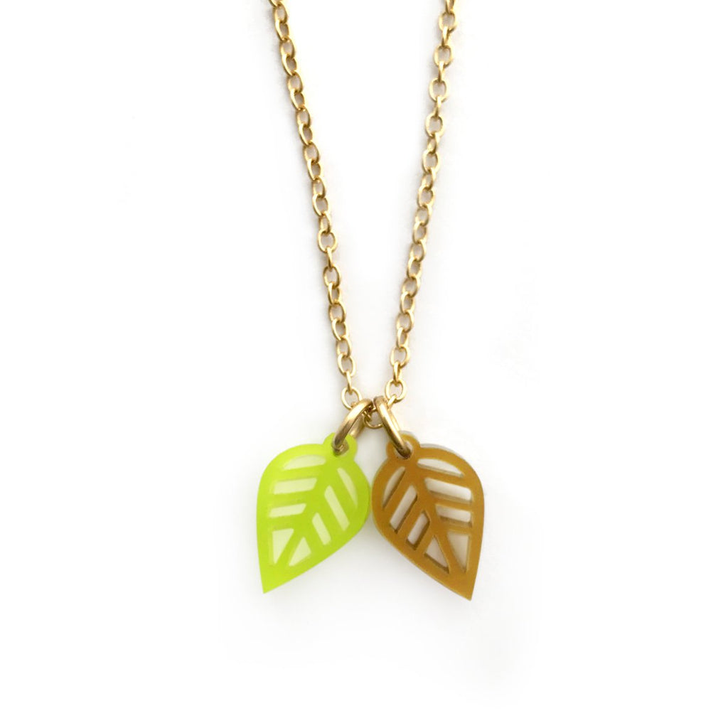Baby Berry: Gold Leaves