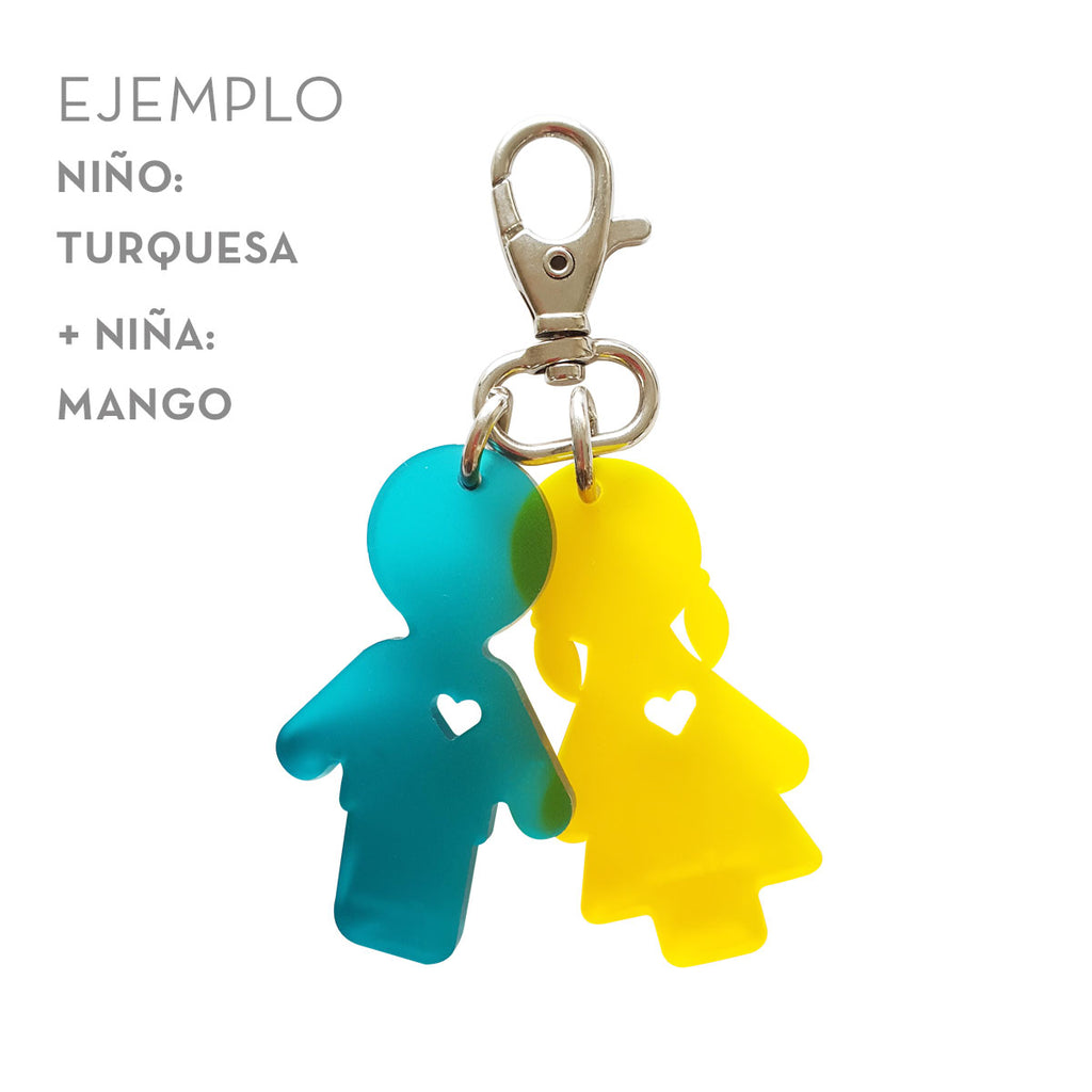 Charm LOVE: doble *Personalizable*