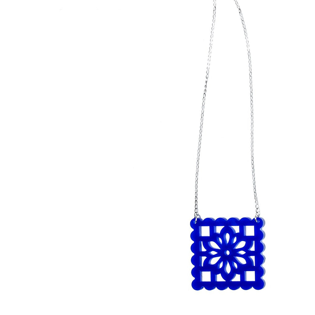 Collar Papel Picado (largo)