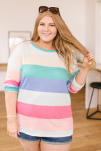 Tina Striped Top