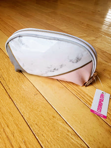 Cosmopolitan Clam Shell Makeup Pouches